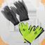 Set utilizzo forbici da potatura