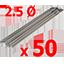 Pacchetto di 50 elettrodi Soges da 2.5 mm in Omaggio!