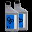 2 Flaconi da 1 litro per trasmissione